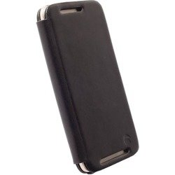Etui Krusell Kiruna FlipCase Czarny do HTC One M9